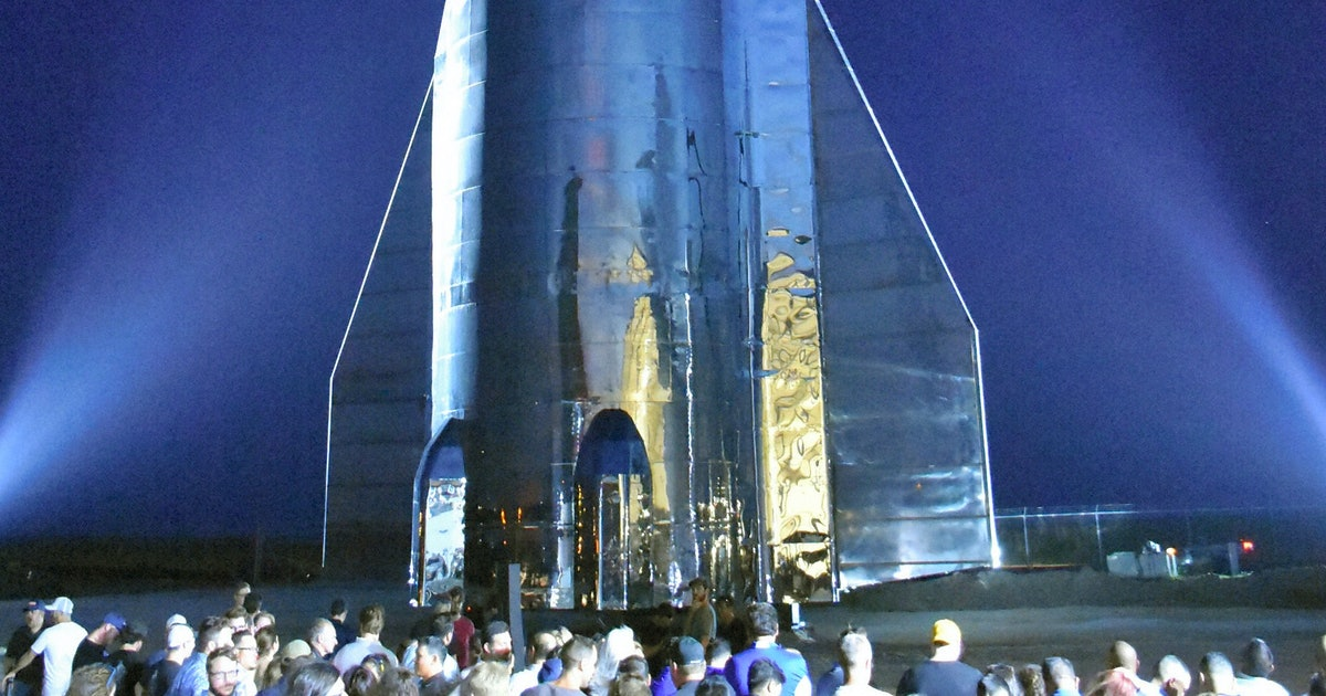 Musk Reads: Starship user guide reveals big plans