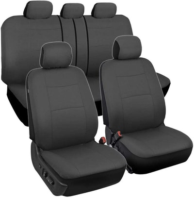 BDK OS309 PolyPro Car Seat Covers - Full Set