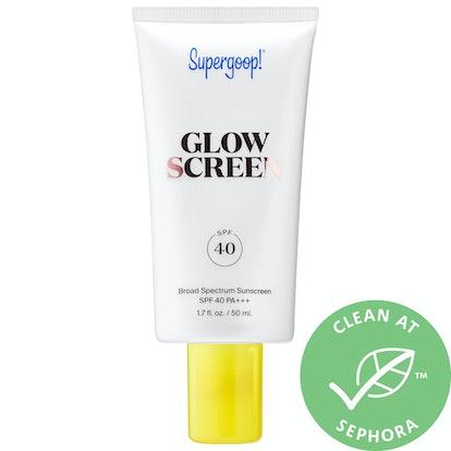 Glowscreen Sunscreen, SPF 40