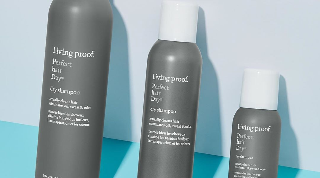 Living Proof's dry shampoo is one of the newest jumbo-size beauty products in 2020