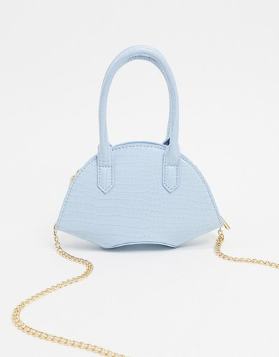ASOS Design Curved Base Bag