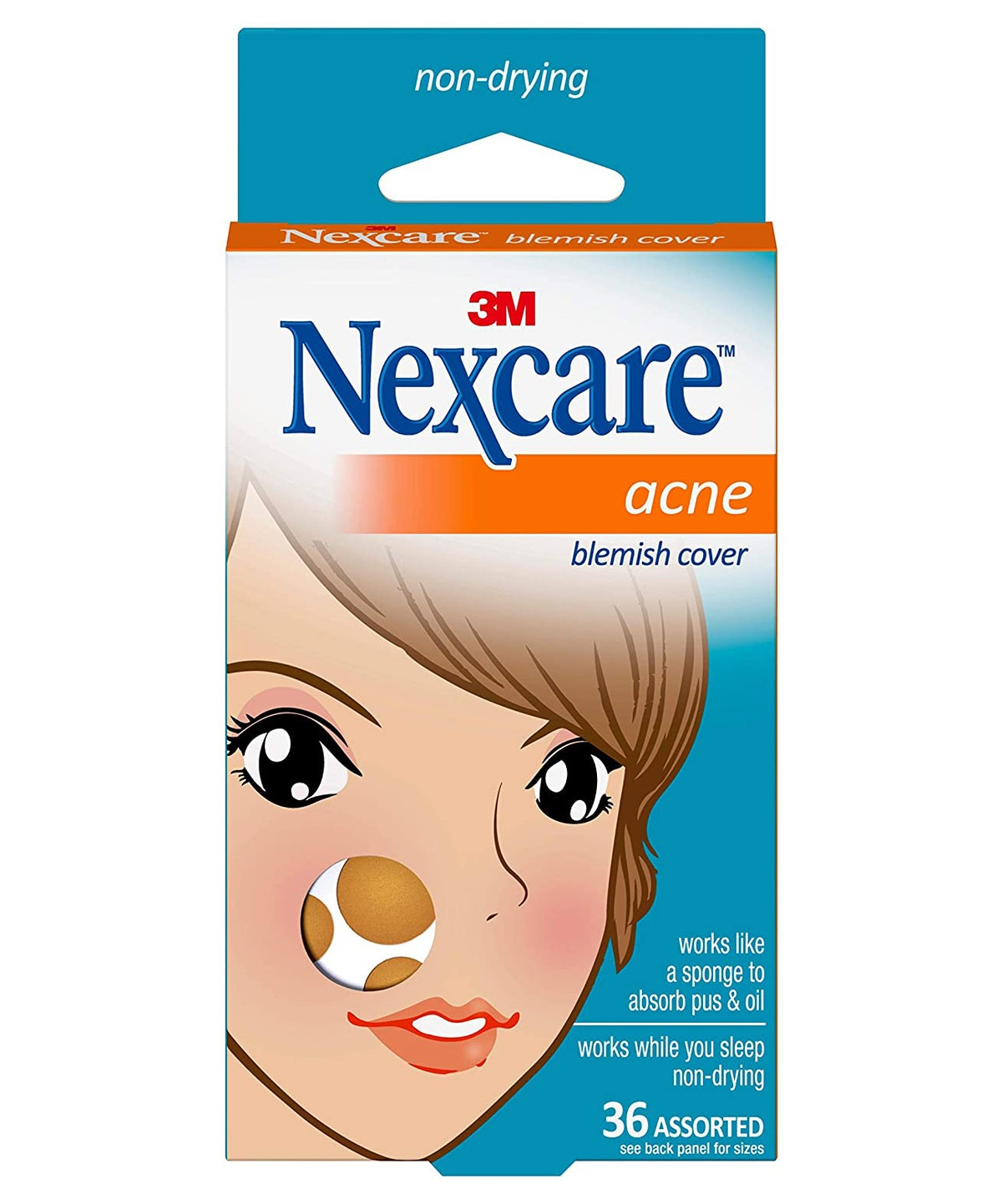 Nexcare Acne Blemish Cover (36-Count)