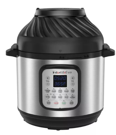 Instant Pot 8 qt Duo Crisp Combo Pressure Cooker Air Fryer