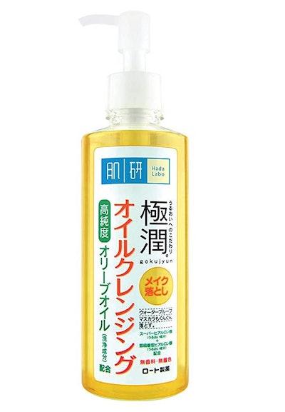 Rohto Hada Labo Gokujun Cleansing Oil