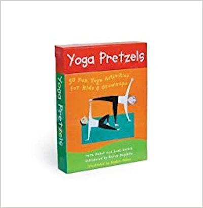 Yoga Pretzels Cards