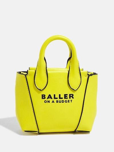 Skinny Dip Luiz Baller Mini Tote Bag