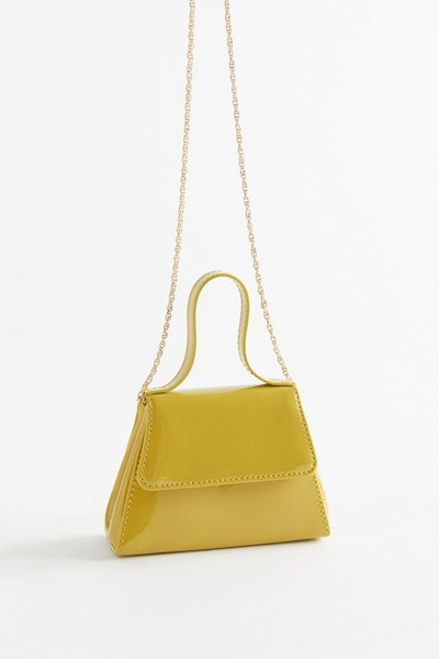 Urban Outfitters Super Mini Trapezoid Crossbody Bag