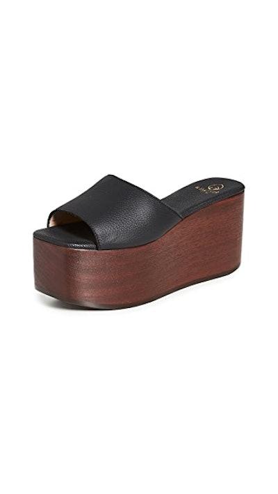 Abbi Flatform Sandals