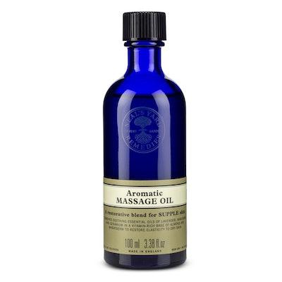 Aromatic Massage Oil
