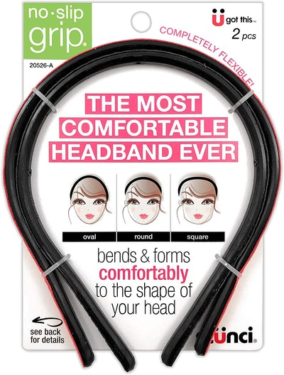 Scunci The Most Comfortable Headband Ever (2-Pack)