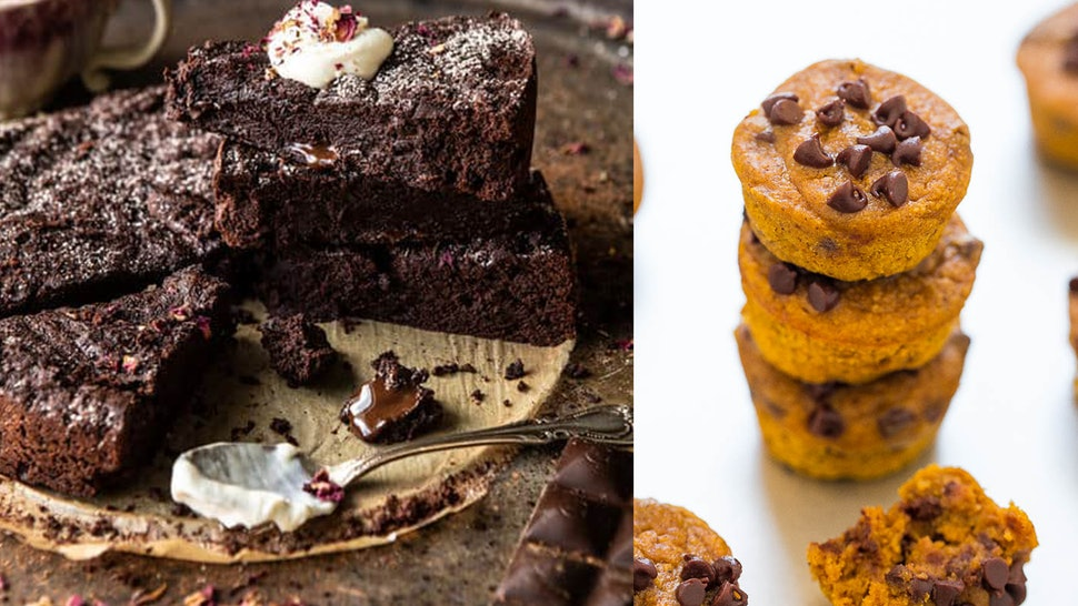 You can still bake delicious desserts even if you don't have flour.