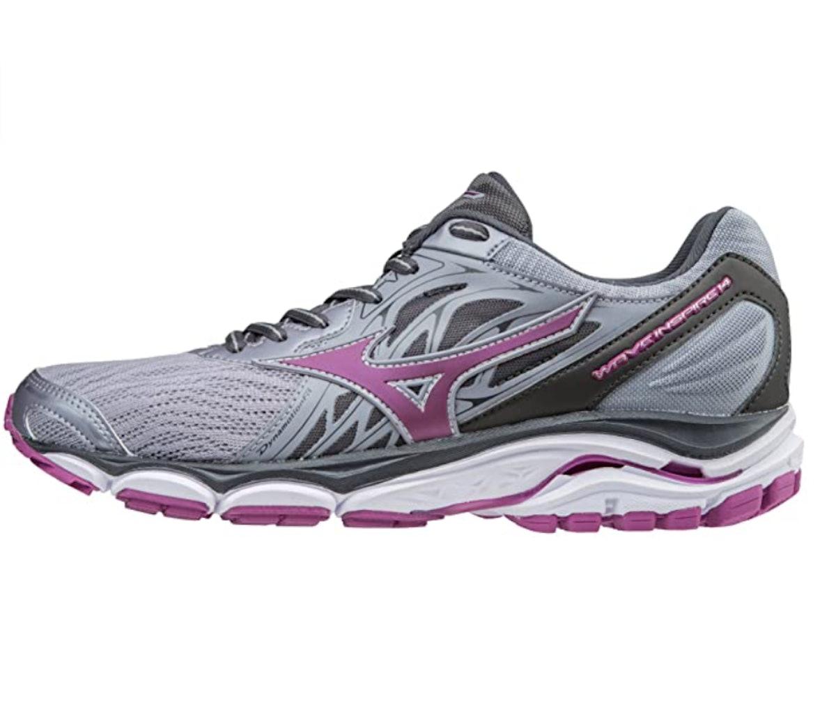 Mizuno Women's Wave Inspire 14 Running Shoe (9 Ounces)