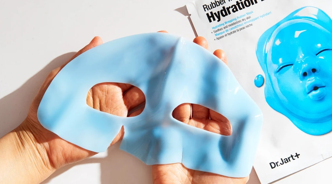 Dr. Jart+'s Cryo Rubber Mask collection.