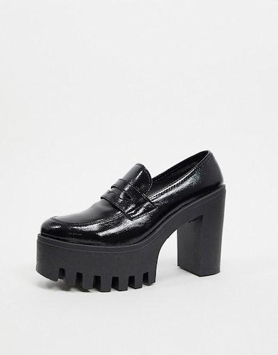 ASOS Design Passive Chunky Heels