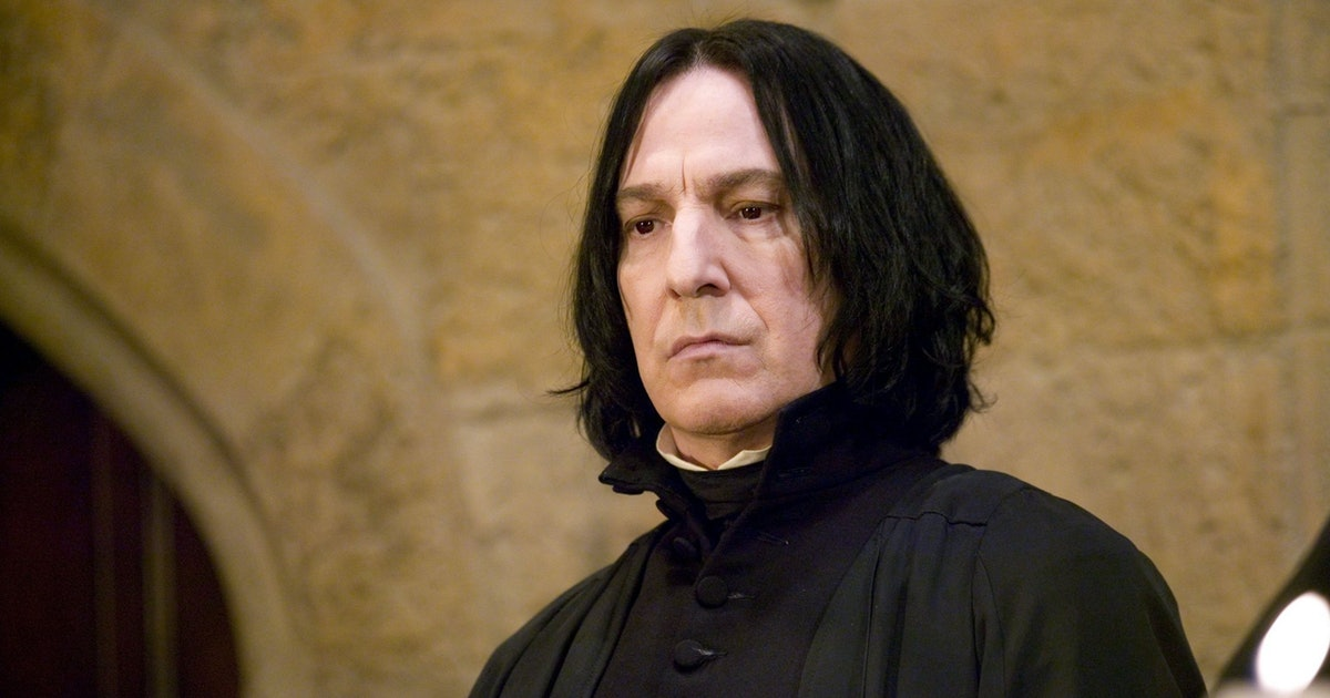 4 Reddit Theories About Snape That Will Make 'Harry Potter' Fans Rethink Everything