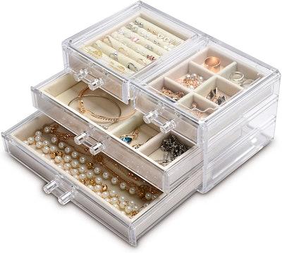 Acrylic Jewelry Box