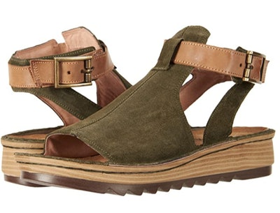 NAOT Footwear's Women Verbena Sandal
