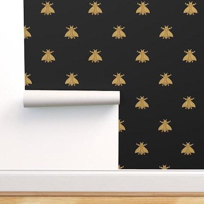 Napoleon Bees Wallpaper