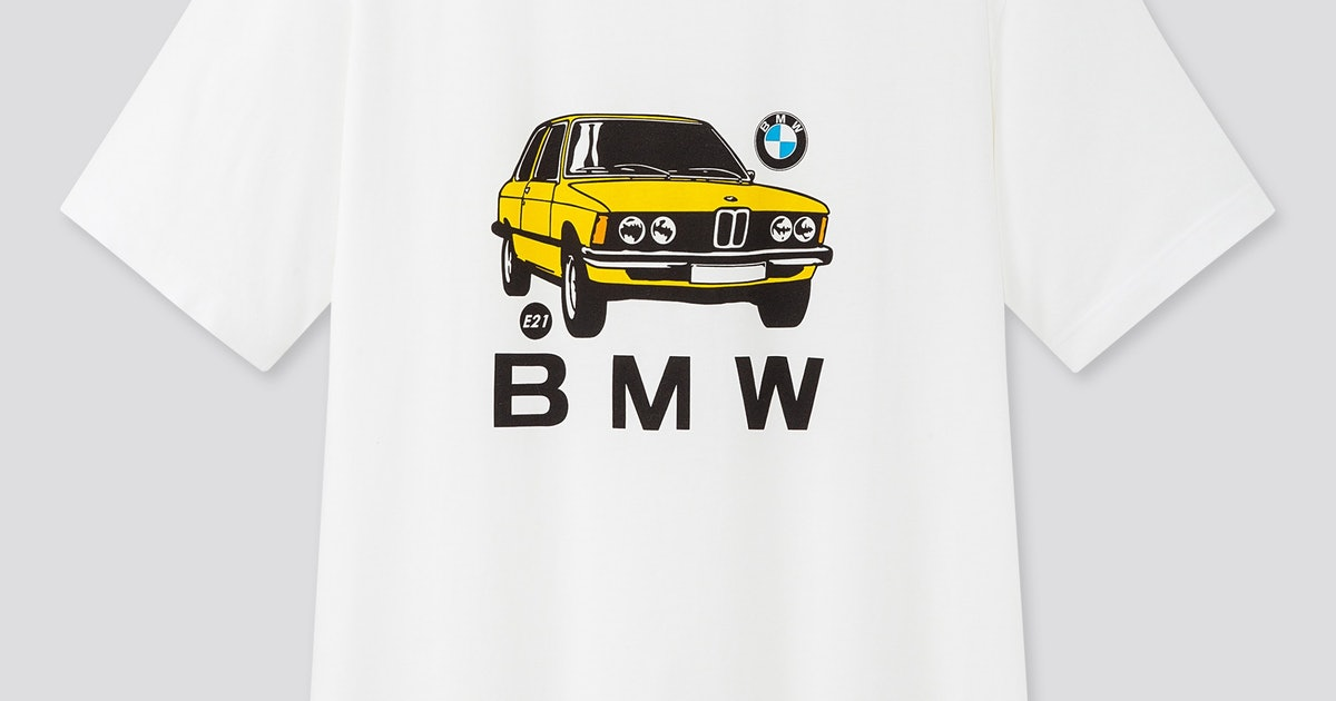 Uniqlo UT's vintage car collection has a bunch of hot tees for under $20