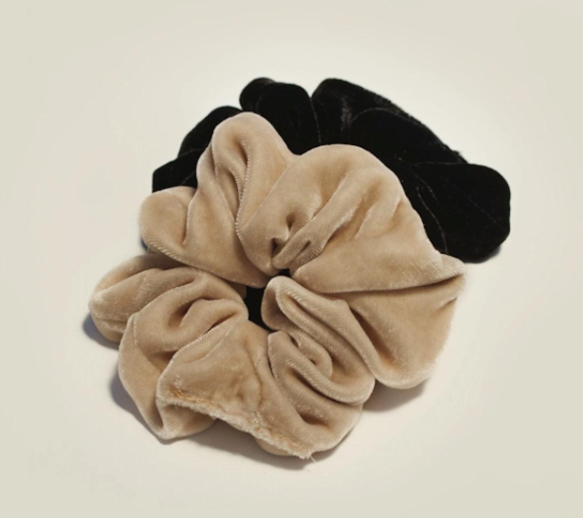 Small Velvet Scrunchie