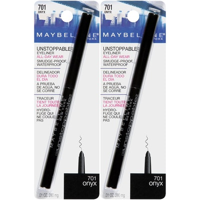 Maybelline New York Unstoppable Eyeliner (2-Pack)