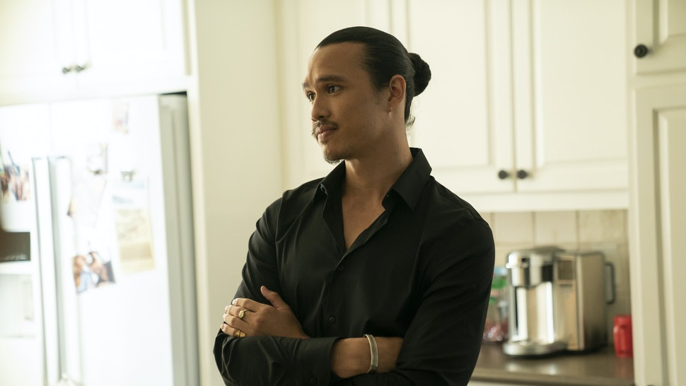 Alexander Hodge plays Andrew on Insecure.