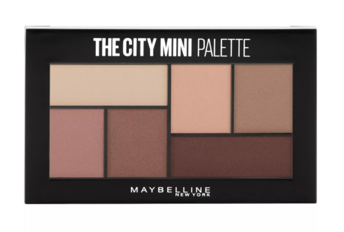 City Mini Eyeshadow Palettes