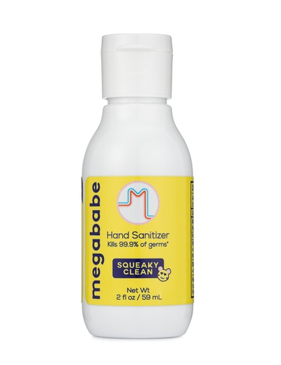 Squeaky Clean Hand Sanitizer