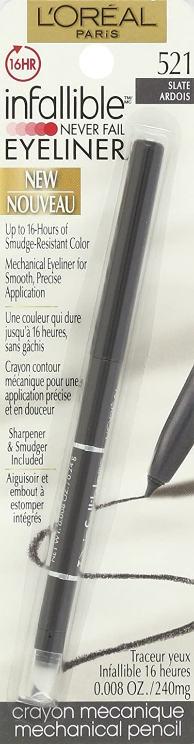 L'Oreal Paris Infallible Eyeliner Pencil