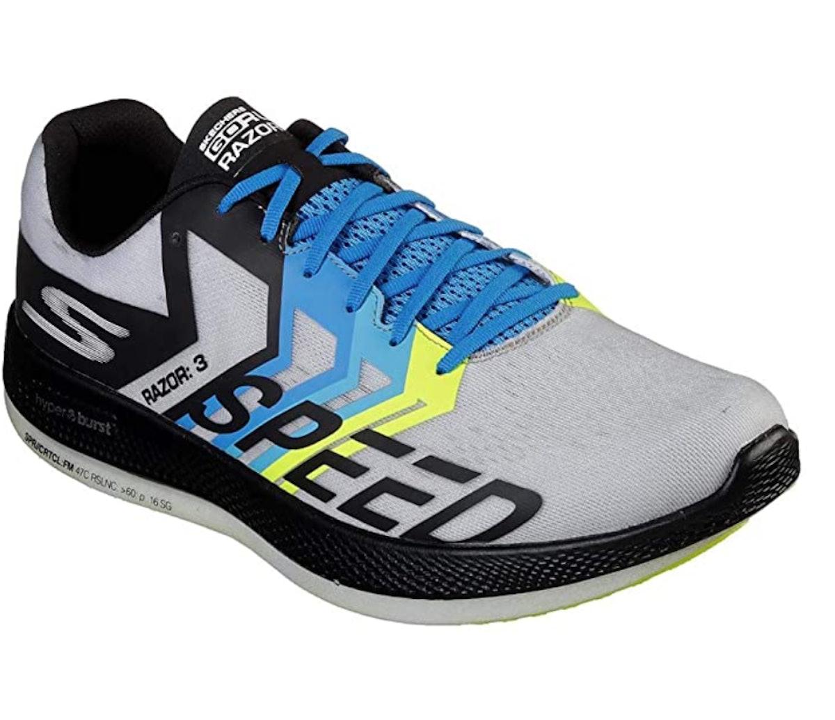 Skechers Unisex GOrun Razor 3 Hyper Running Shoe (6.4 Ounces)