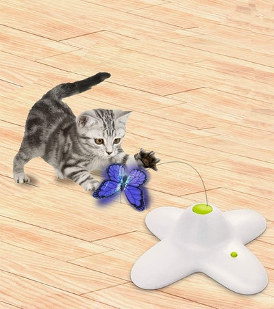 All For Paws Interactive Cat Butterfly Toy
