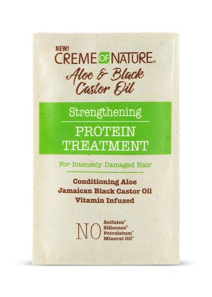 Aloe & Black Castor Oil Protein Treatment
