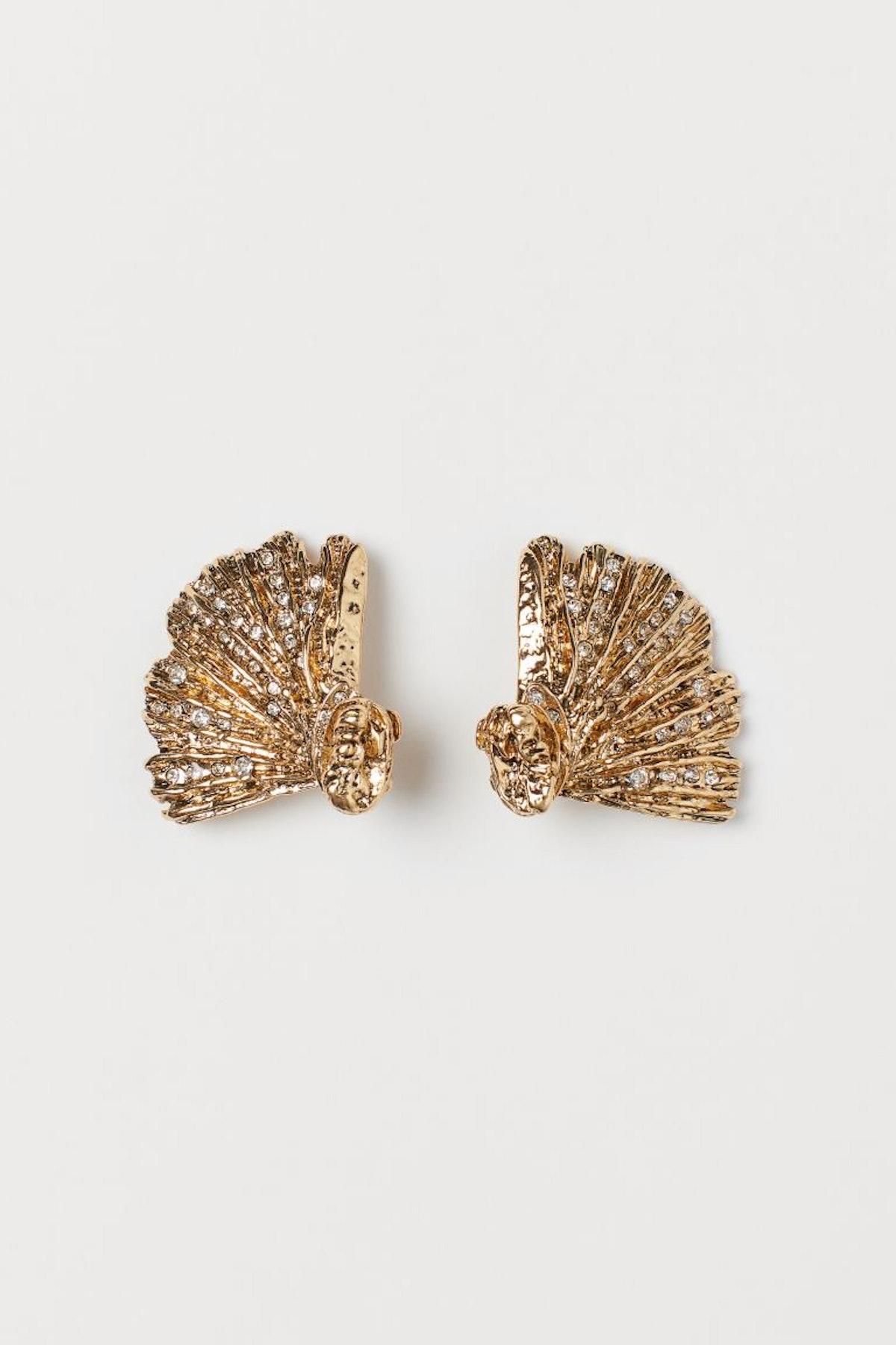 H&M Clip Earrings