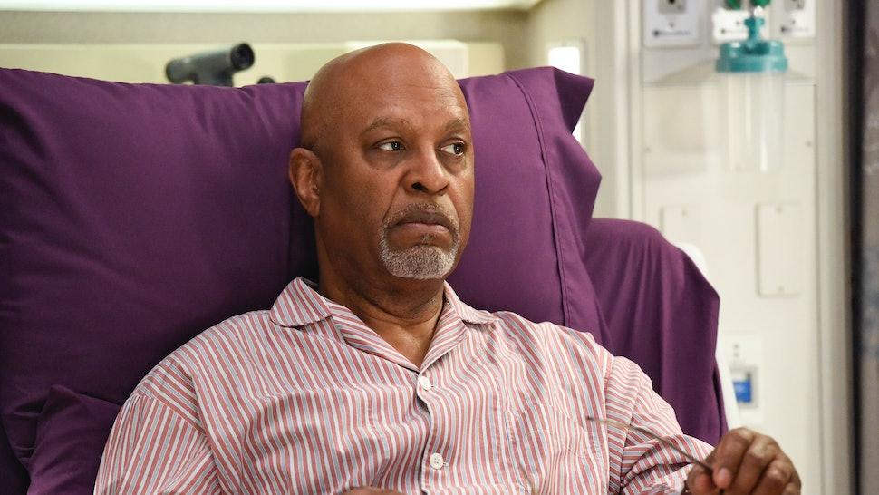 The 'Grey's Anatomy' Season 16 finale should provide a diagnosis for Richard