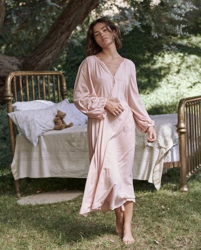 The Romantic Sleep Dress
