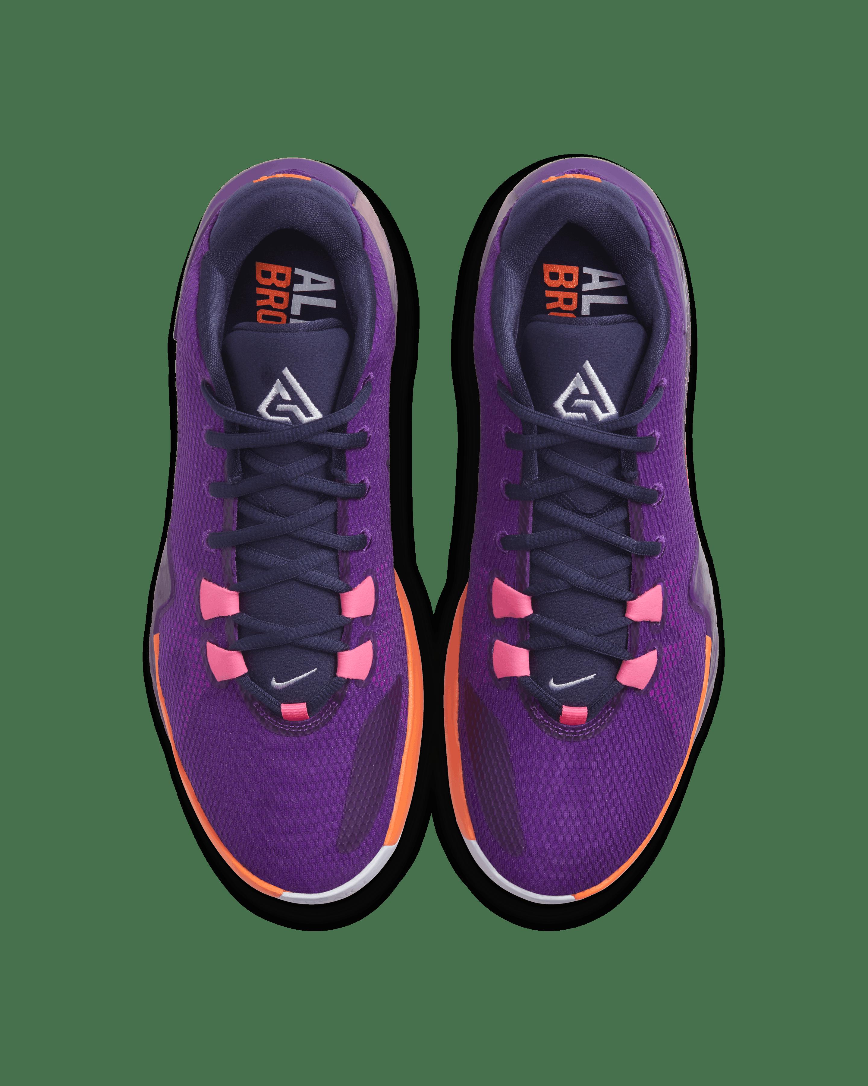 barrer Articulación Sentimiento de culpa  Nike to drop Zoom Freak 1 'All Bros 4' limited-edition sneakers in ...