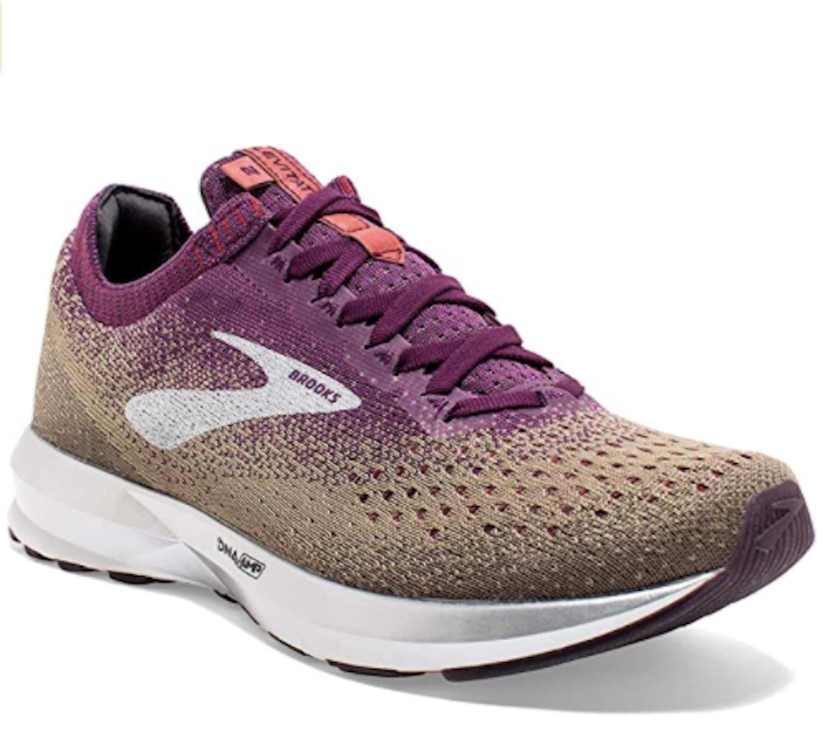 Brooks Womens Levitate 2 Running Shoe (9.9 Ounces)