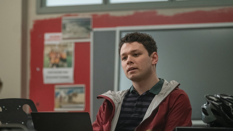 Sean Delaney as Kenny Stowton in Killing Eve