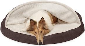 Furhaven Pet Snuggery Burrow Bed
