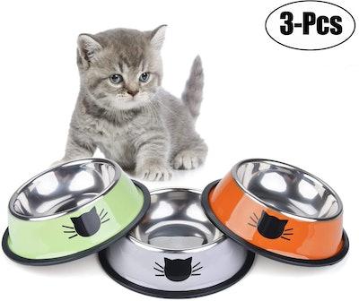 Legendog Cat Bowl Set (Set of 3)