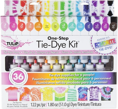 Tulip One-Step, Tie-Dye Party Supplies Kit
