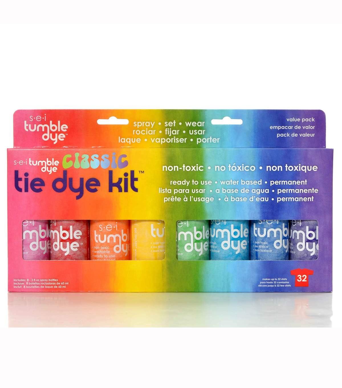 Sei's Tumble Dye Tie Dye Kit