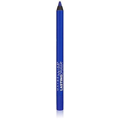 Maybelline New York Eyestudio Lasting Drama Waterproof Gel Eye Pencil, Lustrous Sapphire