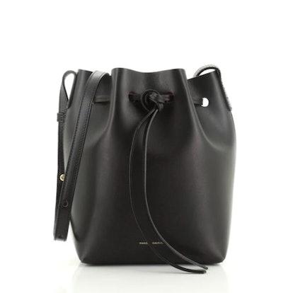 Bucket Bag Leather Mini