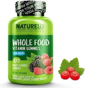 NATURELO Whole Food Vitamin Gummies