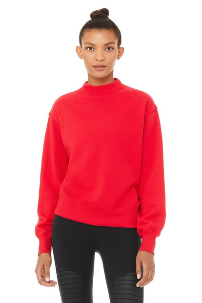 Freestyle Sweatshirt - Scarlet