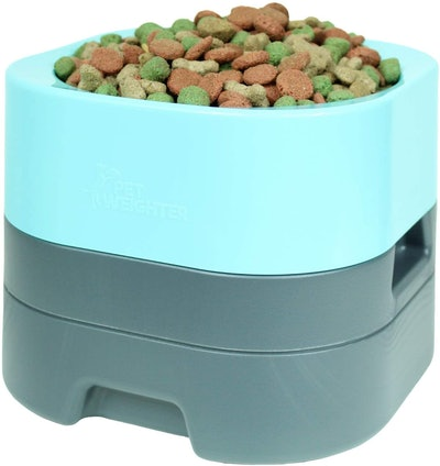 Pet Weighter Bowl Large & Heavy Dog Food Bowl