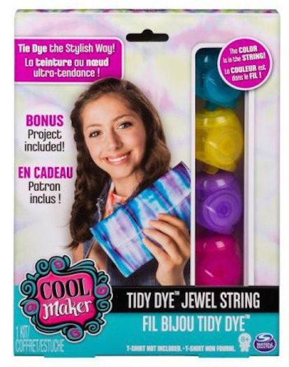 Tidy Dye Jewel String Kit
