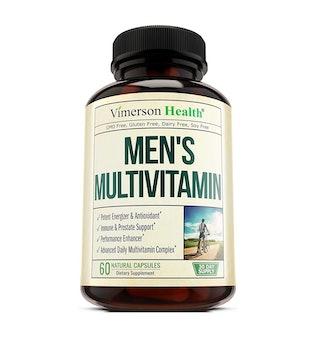 Vimerson Health Men's Daily Multimineral Multivitamin Supplement