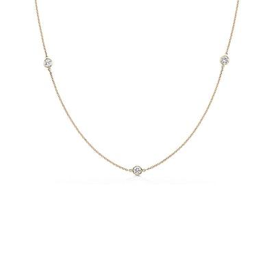 Tiffany & Co. Elsa Peretti Diamonds by the Yard Necklace